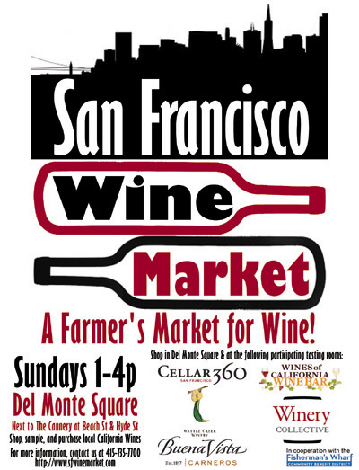 San Francisco Wine Market